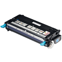 Original Dell 593-10166 Cyan Toner Cartridge