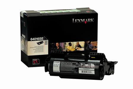 Original Lexmark 64016SE Black Toner Cartridge