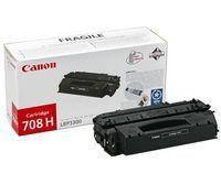 Original Canon 708H Black Toner Cartridge (0917B002AA)