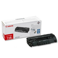 Original Canon 715 Black toner Cartridge (1975B002A)