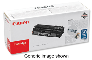 Original Canon 717C Cyan Toner Cartridge (2577B002AA)