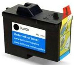 Original Dell 7Y743 Black Ink Cartridge High Capacity (592-10043) (Series 2)