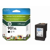 Original HP 901XL Black Ink Cartridge (CC654AE)