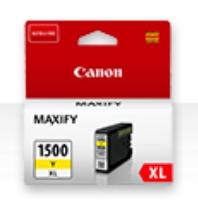Canon Original PGI-1500XLY Yellow Ink Cartridge (9195B001AA)
