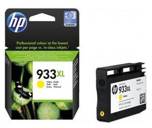 Original HP 933XL Yellow Ink cartridge High Capacity (CN056AE)