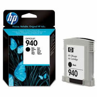 Original HP 940 Black Ink cartridge (C4902AE)