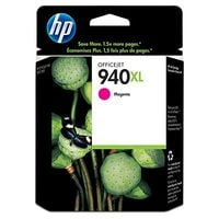 Original HP 940XL Magenta  Ink cartridge (C4908AE) High Capacity