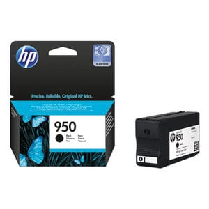 Original HP 950 Black Ink Cartridge (CN049AE)
