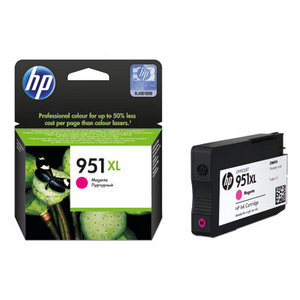 Original HP 951XL Magenta Ink Cartridge High Capacity (CN047AE)