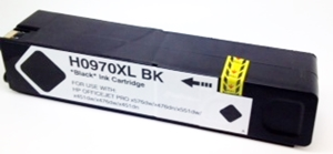 HP Compatible 970XL Black High Capacity Ink Cartridge (CN625AE)