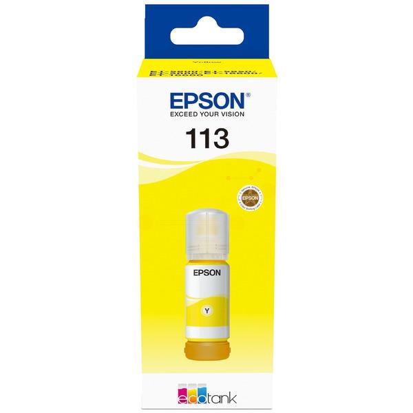 Epson Original 113 Yellow Ink Bottle C13T06B440