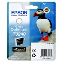 Epson Original T3240 Gloss Optimiser Inkjet Cartridge - (C13T32404010)