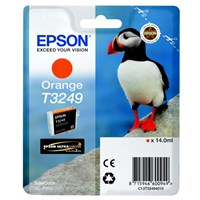 Epson Original T3249 Orange Inkjet Cartridge - (C13T32494010)