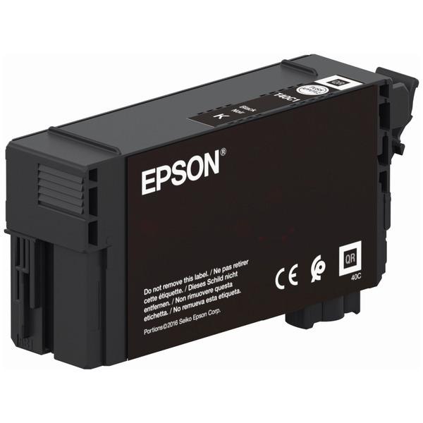 Epson Original T40C1 Black Inkjet Cartridge C13T40C140