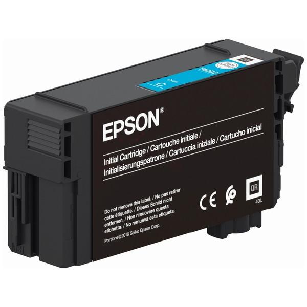 Epson Original T40C2 Cyan Inkjet Cartridge C13T40C240