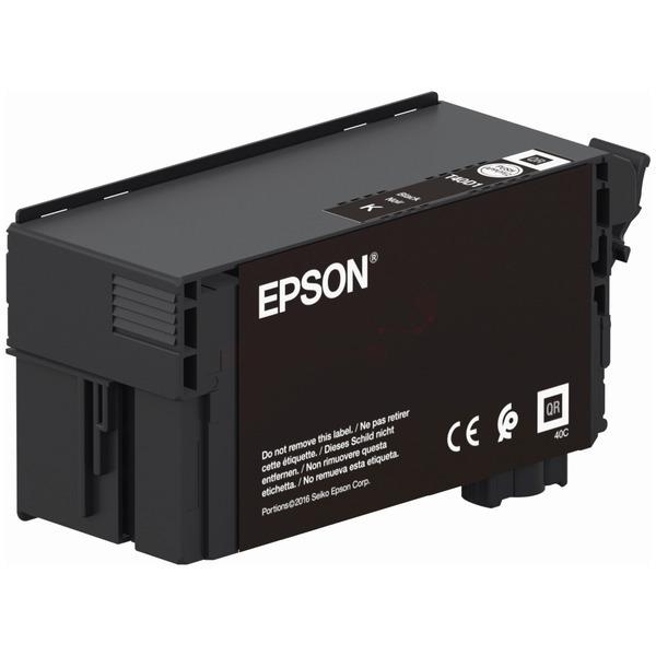 Epson Original T40D1 Black Inkjet Cartridge C13T40D140