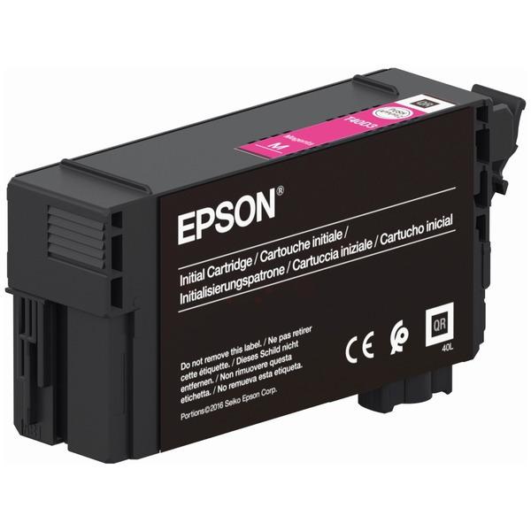 Epson Original T40D3 Magenta Inkjet Cartridge C13T40D340