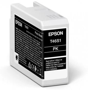Epson Original T46S1 Photo Black Inkjet Cartridge C13T46S100