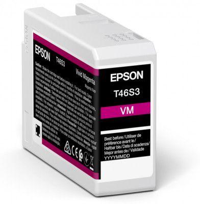 Epson Original T46S3 Magenta Inkjet Cartridge C13T46S300