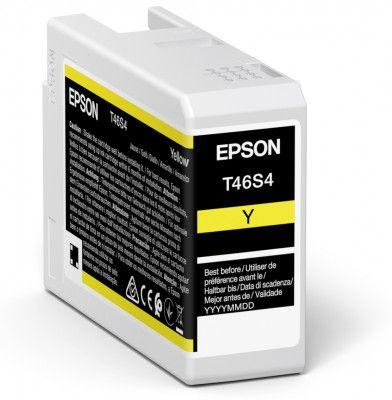 Epson Original T46S4 Yellow Inkjet Cartridge C13T46S400