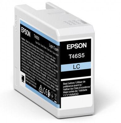Epson Original T46S5 Light Cyan Inkjet Cartridge C13T46S500