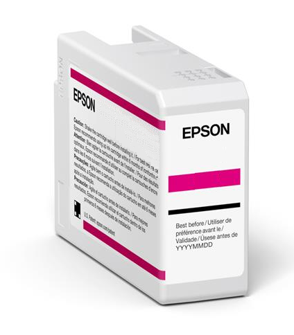 Epson Original T47A6 Light Magenta Inkjet Cartridge C13T47A600
