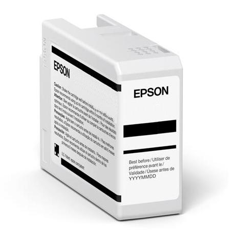 Epson Original T47A9 Light Grey Inkjet Cartridge C13T47A900