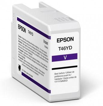 Epson Original T47AD Violet Inkjet Cartridge C13T47AD00