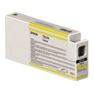 Epson Original T8244 Yellow Inkjet Cartridge - (C13T824400)