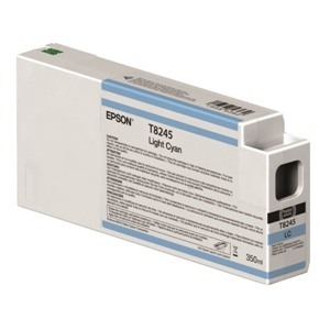 Epson Original T8245 Light Cyan Inkjet Cartridge - (C13T824500)