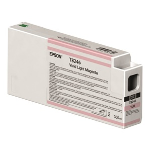 Epson Original T8246 Light Magenta Inkjet Cartridge - (C13T824600)