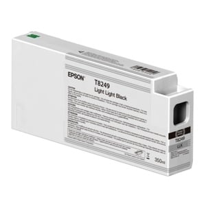 Epson Original T8249 Light Light Black Inkjet Cartridge - (C13T824900)