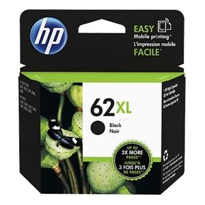 HP Original 62XL Black Ink cartridge (C2P05AE)