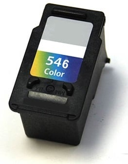 Remanufactured Canon CL-546 Colour Ink cartridge High Capacity