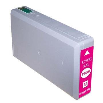 Compatible Epson 78XXL Magenta High Capacity Ink Cartridge (T7893)