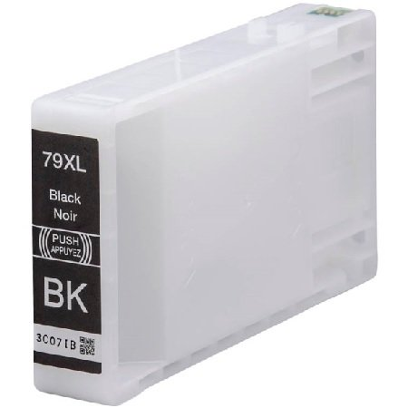Original Epson 79XL Black High Capacity Ink Cartridge (C13T79014010)