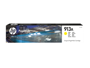 HP Original 913A Yellow Inkjet Cartridge - (F6T79AE)