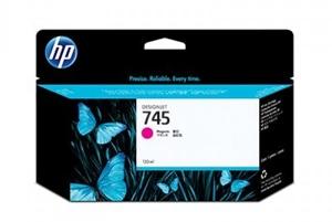 HP Original 745 Magenta Inkjet Cartridge - (F9J95A)