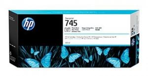 HP Original 745 Photo Black High Capacity Inkjet Cartridge - (F9K04A)