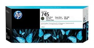 HP Original 745 Matt Black High Capacity Inkjet Cartridge - (F9K05A)