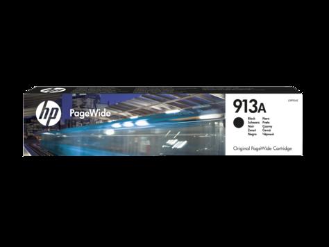HP Original 913A Black Inkjet Cartridge - (L0R95AE)