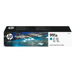 HP Original 991A Cyan Inkjet Cartridge - (M0J74AE)