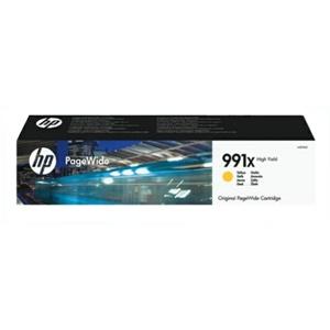 HP Original 991X Yellow High Capacity Inkjet Cartridge - (M0J98AE)