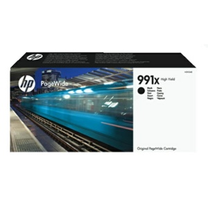 HP Original 991X Black High Capacity Inkjet Cartridge - (M0K02AE)