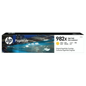 HP Original 982X Yellow High Capacity Inkjet Cartridge - (T0B29A)