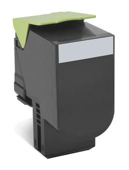 Original Lexmark 0C540A1KG Black Toner Cartridge