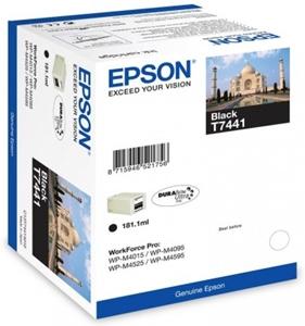 Original Epson T7441 Black Ink Cartridge
