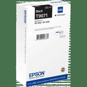 Epson Original T9071 XXL Black Extra High Capacity Inkjet Cartridge - (C13T907140)