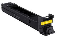 Original Konica Minolta A0DK252 Yellow Toner Cartridge
