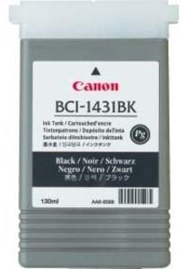 Original Canon BCI-1431BK Black Ink Cartridge (8963A001AA)
